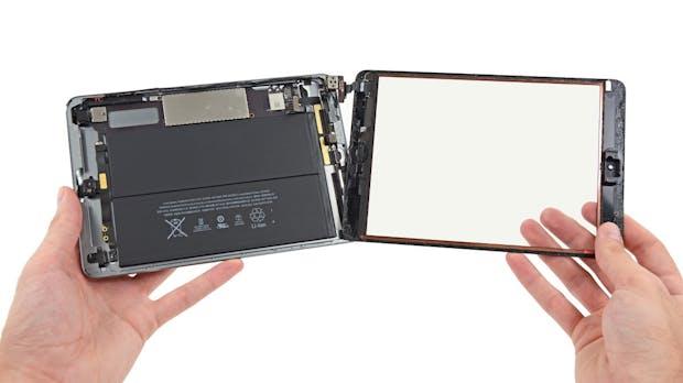 iPad Mini mit Retina-Display: iFixit wirft ersten Blick ins Innere des Apple-Tablets