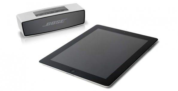 Die SoundLink Mini von Bose überzeugt besonders durch ihren hochwertigen Sound. (Bild: Bose)