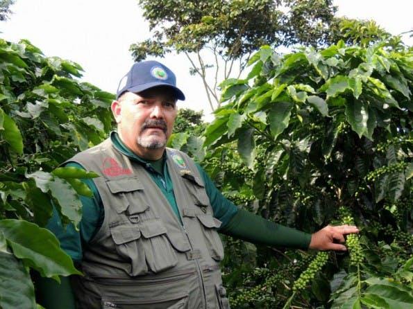 Über einen virtuellen Marktplatz will Bonaverde Kaffeebauern wie Henry aus Nicaragua ein faireres Geschäft ermöglichen. (Foto: Bonaverde)