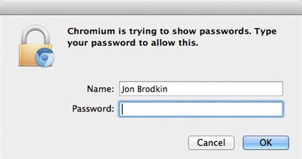 Chrome: Google schützt Zugangsdaten-Liste endlich mit Passwort