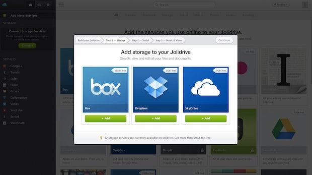 Diese 4 kostenlosen Dienste vereinen Dropbox, Google Drive, SkyDrive und Co.