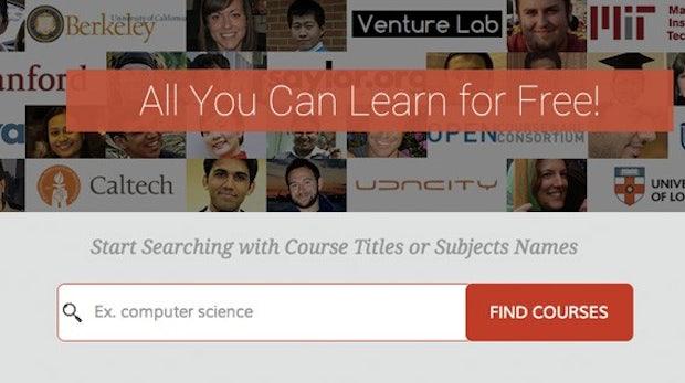 Coursebuffet: Onlinekurse von dutzenden Portalen und Universitäten zusammengefasst