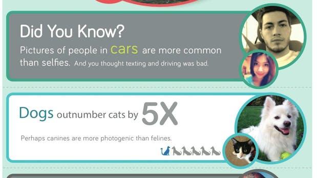 350 Millionen Fotos pro Tag – Das sind die beliebtesten Bilder auf Facebook [Infografik]