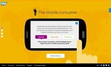 SAP Mobile Consumer Trends Screenshot