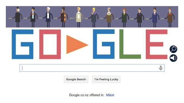Google Doodle: Heute könnt ihr Doctor Who spielen