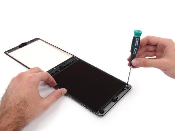 iPad Mini mit Retina-Display kann kaum selbst repariert werden. (Bild: iFixit)