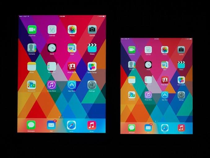 iPad Mini mit Retina-Display: Probleme bei der Farbwiedergabe