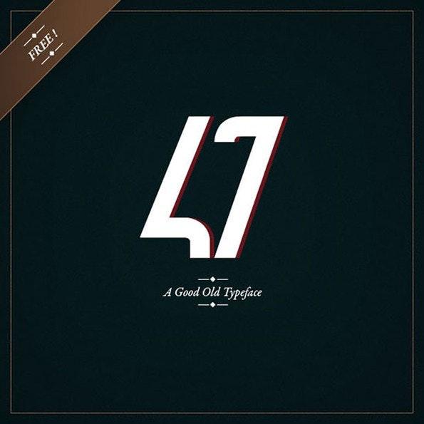 47 wurde 2012 von dem Franzosen Hendrick Rolandez erstellt. (Bild: Behance)