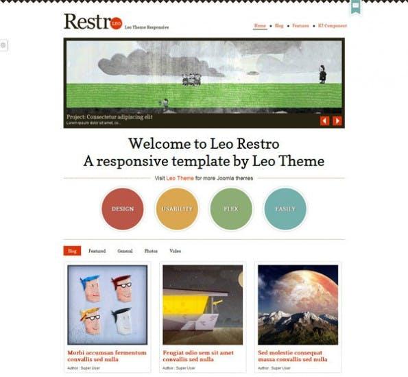 Joomla: 15 schicke Templates für deine Webseite | ❤ t3n