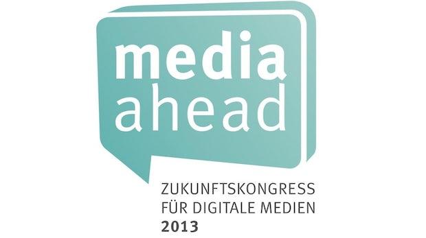 Media ahead: Zukunftskongress für digitale Medien mit Entrepreneurship-Camp