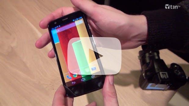 Motorola Moto G: Ein Smartphone für die Massen? [Hands-On]