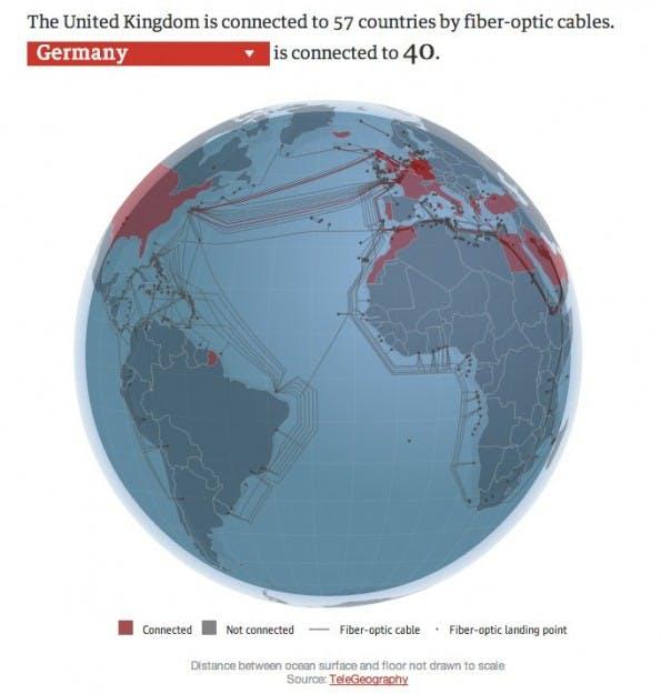 Alle Schaubilder im Artikel basieren auf neusten Web-Technologien. (Screenshot: theguardian.com)