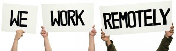 Auf WeWorkRemotely.com finden Freelancer ab sofort passende Jobangebote für ortsunabhängiges Arbeiten. (Bild: WeWorkRemotely.com)
