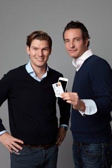 Die Gründer von Papayer: Maximilian Tayenthal und Valentin Stalf. (Foto: Papayer)