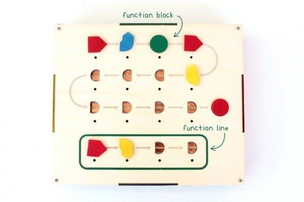 Primo: Programmieren mit Bauklötzen. (Foto: Primo / Kickstarter)