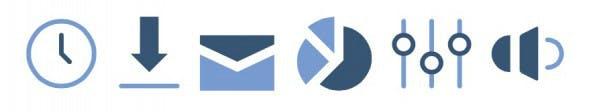 Editierbare SVG-Icons