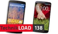 iPhone 5, Nexus 5, LG G2: Der große Display-Check [TechnikLOAD 138]