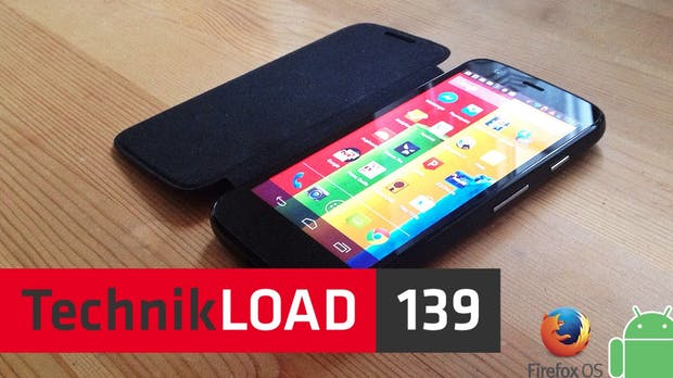 Low-Budget-Smartphones: Moto G und One Touch Fire im Vergleich [TechnikLOAD 139]