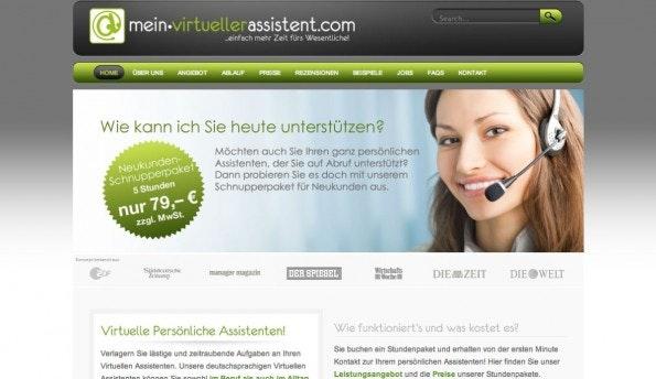 virtueller assistent 1