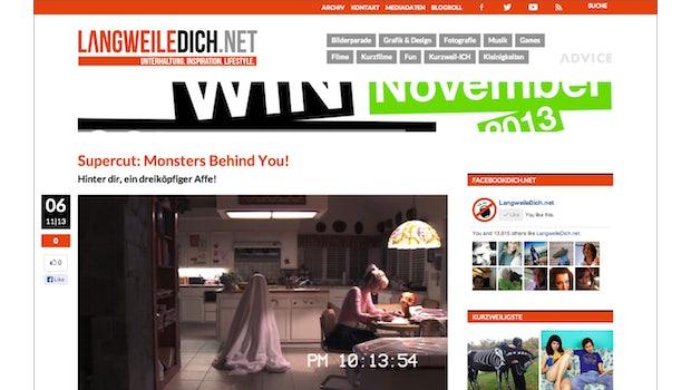 www.langweiledich.net