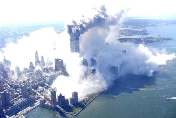 9/11: Der symbolische Systemabsturz hat eine neue Ära der Angst und Überwachung eingeleitet. #FLICKR#