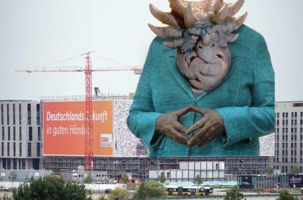 Tumblr-Blog #5 – Merkel-Raute