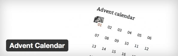 Advent Calendar WordPress Plugin