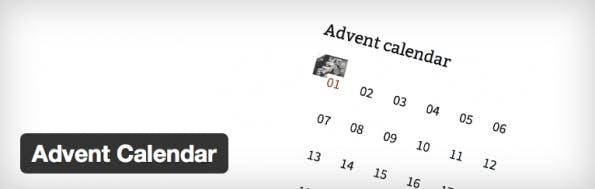 Advent Calendar WordPress Plugin