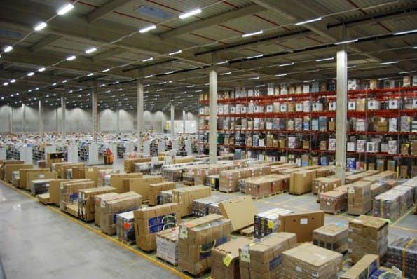 Amazon-Streik: Bis voraussichtlich Mittwoch wollen rund 1.800 Beschäftigte an drei deutschen Standorten gleichzeitig ihre Arbeit niederlegen.
