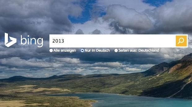 Yahoo und Bing: Danach haben die Deutschen 2013 gesucht