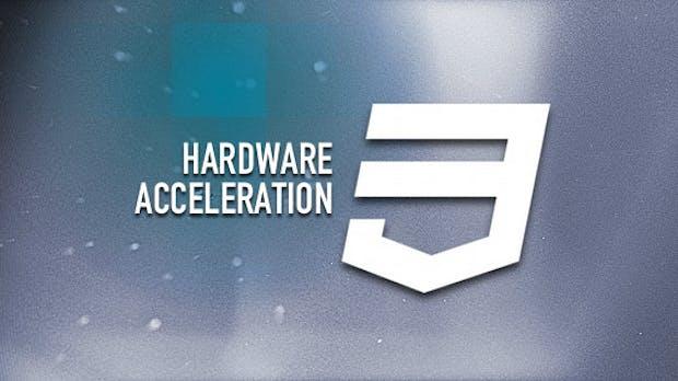 Mehr Performance für deine Website mit CSS3, dank Hardware-Acceleration