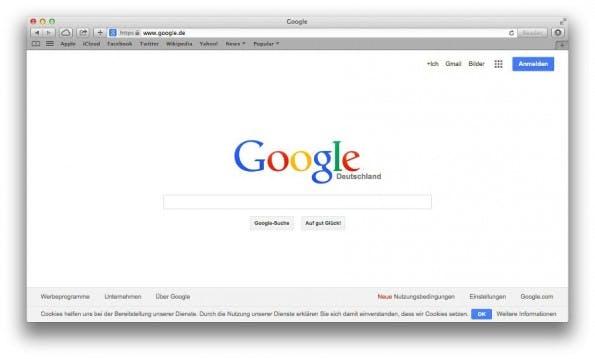 Google Zeitgeist 2013: Danach haben wir dieses Jahr gesucht. (Screenshot: Google)