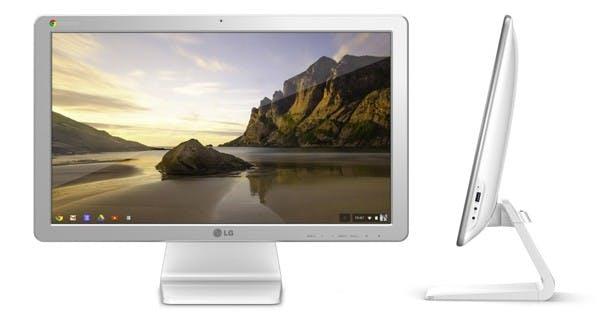 LG Chromebase: All-in-One-PC bringt Chrome OS auf den Desktop