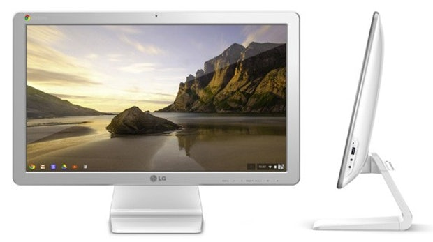LG Chromebase: All-in-One-PC bringt Chrome OS auf den Desktop