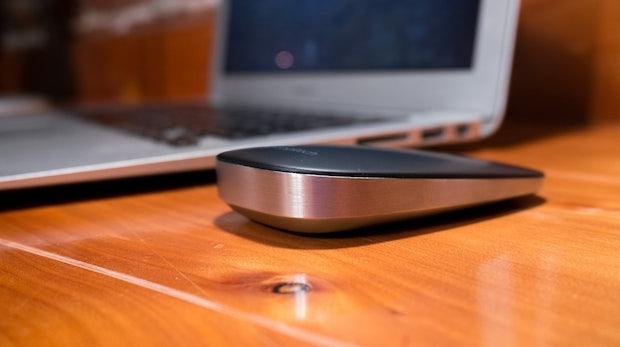 Logitech T630 im Test: Die ultimative Maus für dein Ultrabook?