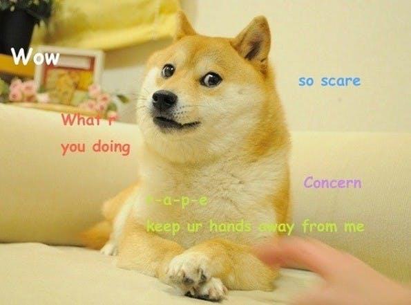 Doge: Der Mem mit eigener Crypto-Währung. (Bild: knowyourmeme)