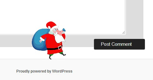 Merry Christmas Everyone WordPress Plugin