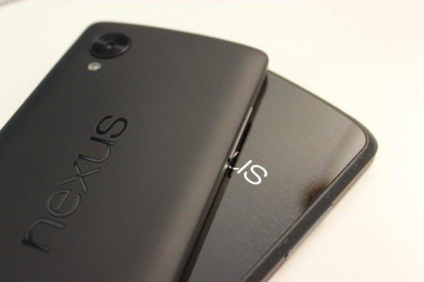 Ein Smartphone wie das Nexus 5 wird es von Google wohl nicht mehr geben. (Foto: t3n)