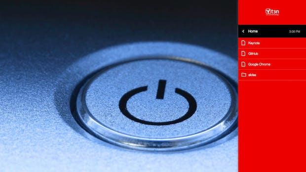 Pinstriped: Cooles Interface ersetzt den Desktop bei Kundenkontakt