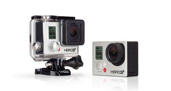 Action-Cams sind zwar inzwischen überall, machen aber trotzdem jede Menge Spaß.(Quelle: gopro.com)