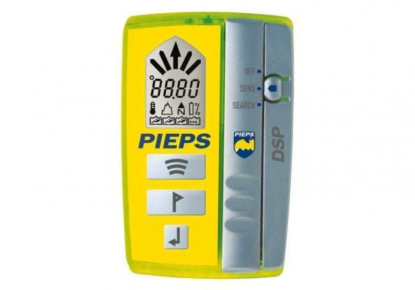 Kann nicht so viel wie ein Smartphone, rettet aber Leben: Ein LVS-Gerät. (Quelle: pieps.com)