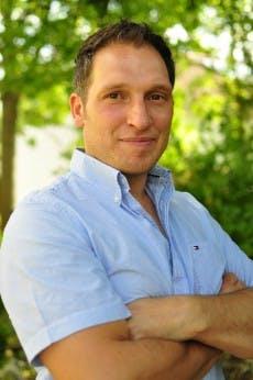Smoost-Gründer Rainer Rother (34): Er arbeitet an der Revolution des Spendens. (Foto: smoost)