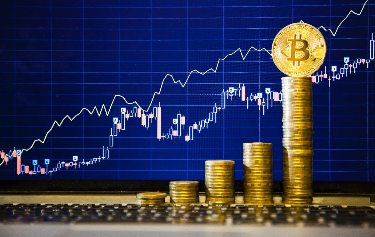 Bitcoin ist jetzt 7.000 Dollar wert