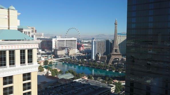 Eine Taxifahrt in Las Vegas als Beispiel für die Mentalität im Silicon Valley. (Foto: t3n)