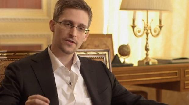 """ARD-Interview mit Edward Snowden auf YouTube: """"NSA spioniert deutsche Wirtschaftsunternehmen aus"""""""