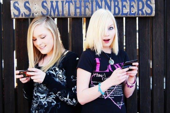 Facebook verliert Teenager.