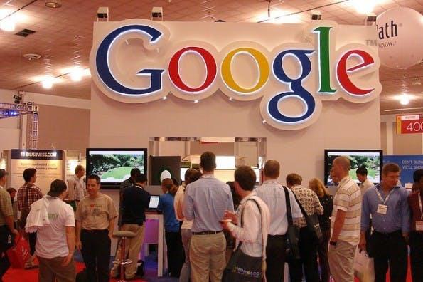 """Google Quartalszahlen: """"Wir feiern ein weiteres, großartiges Quartal mit Dynamik und Wachstum."""" (Bild: Flickr-toprankonlinemarketing / CC-BY-2.0)"""