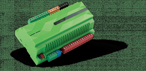Hardware-Kern des Loxone Smart Home: Der Miniserver. (Foto: Loxone)