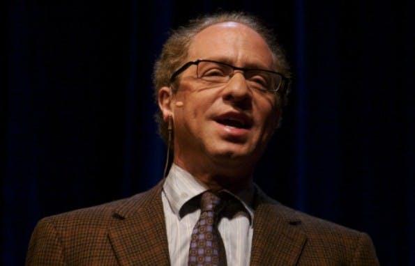 """Ray Kurzweil ist US-amerikanischer Autor, Erfinder, Futurist und """"Director of Engineering"""" bei Google. (Bild: Flickr-null0 / CC-BY-2.0)"""