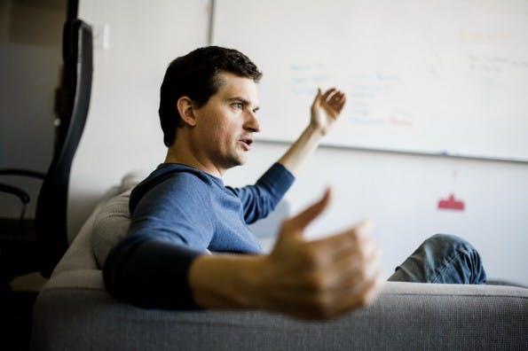 Dalton Caldwell baut mit App.net eine Social-Media-Plattform, die komplett ohne Werbung auskommt. Von der Idee her birgt App.net ein riesiges Potenzial. (Foto: Hardy Wilson)